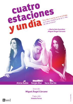 cartel cuatro estaciones