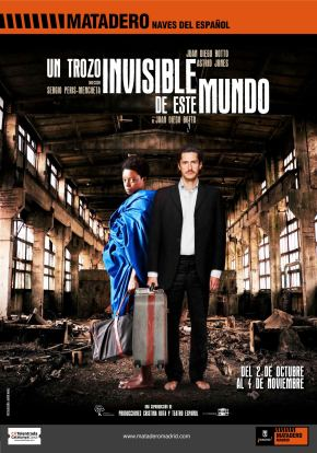 cartel un trozo invisible