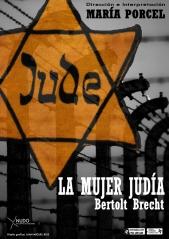 cartel la mujer judia