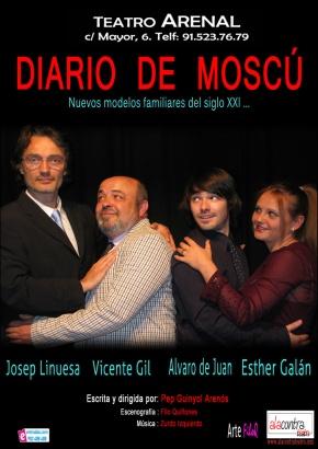cartel diario de moscu