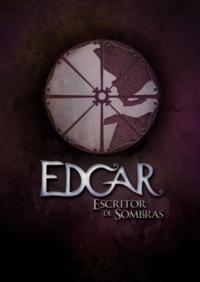 "Cartel de ""Edgar, escritor de sombras"""