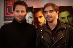 Fernando Andina y Nacho López