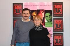 Antonia San Juan y Luis Miguel Seguí. Fotografía: Mi Butaquita