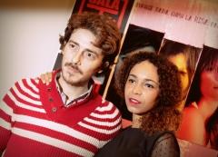 Víctor Clavijo y Montse Plá. Fotografía: Tuvalú Producciones