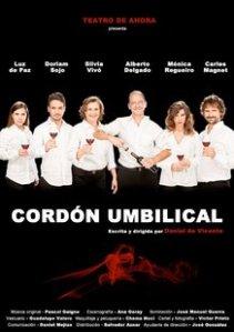 """Cartel de """"Cordón Umbilical"""""""