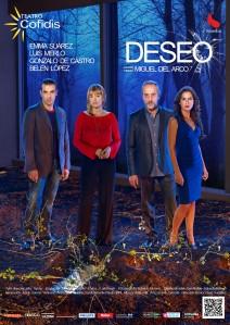 "Cartel de ""Deseo"""