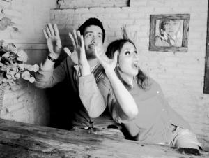 Laura Río y Juan López-Tagle. Imagen: Mi Butaquita