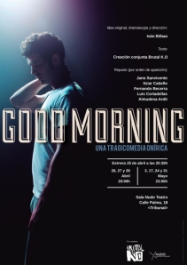 "Cartel de ""Good Morning"""