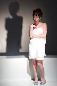 """Celia de Molina en una imagen promocional de """"S. Paradise"""""""