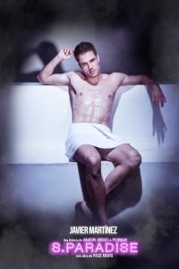 """Javier Martínez en una imagen promocional de """"S. Paradise"""""""