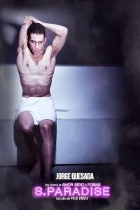 """Jorge Quesada en una imagen promocional de """"S. Paradise"""""""