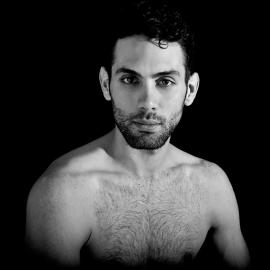 Jorge Quesada como Lu. Fotografía: Paco Anaya