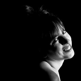 Celia de Molina como Macarena. Fotografía: Paco Anaya