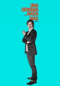 """Antonio Hortelano en una imagen promocional de """"Una semana nada más"""""""
