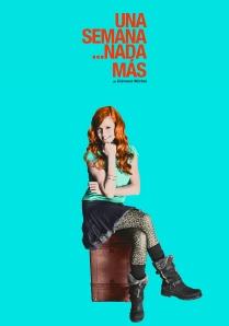 """María Castro en una imagen promocional de """"Una semana nada más"""""""