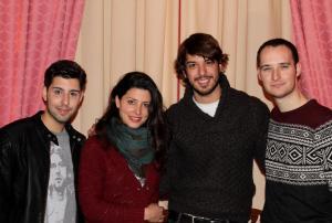 Mi Butaquita junto a Bárbara Lennie y Santi Marín