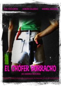 """Cartel de """"El chófer borracho"""""""