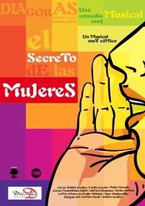 """Carte de """"El secreto de las mujeres"""""""