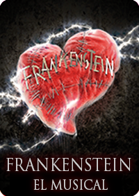 "Cartel de ""Frankenstein, el musical"""