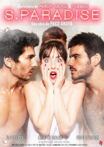 "Cartel de ""S. Paradise"" con Celia de Molina"