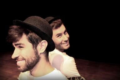 Jaime Reynolds y Fede Rey. Imagen: Mi Butaquita