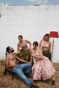"""Imagen promocional """"Los coños de la Bernarda"""""""