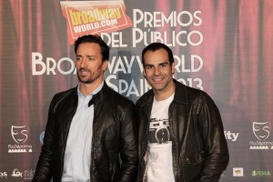 Pablo Puyol y David Ordinas. Imagen: Mi Butaquita