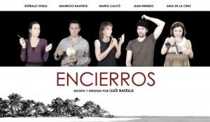 """Cartel de """"Encierros"""""""
