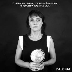 """Marta Calvó, imagen promocional de """"Encierros"""""""