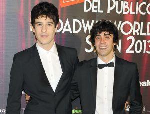 Javier Calvo y Javier Ambrosi. Imagen: Bekia.es