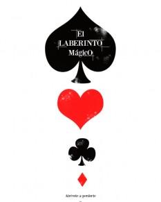 """Cartel de """"El laberinto mágico"""""""