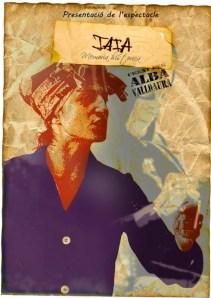 """Cartel de """"Iaia. Memoria histórica"""""""