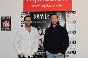David Ordinas y Pablo Puyol