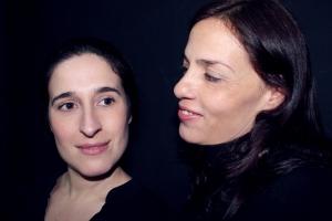 Pepa Durá y Vanessa Vega