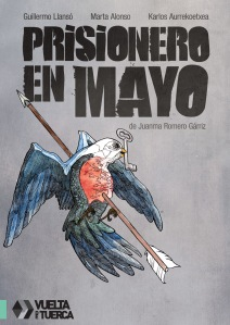 """Cartel de """"Prisionero de mayo"""""""