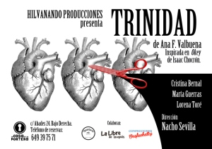 """Cartel de """"Trinidad"""""""