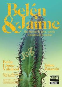 """Cartel de """"Belén & Jaime"""""""