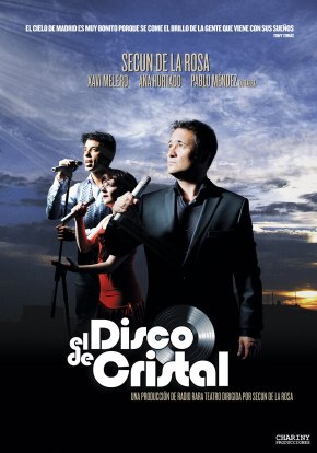disco de cristal