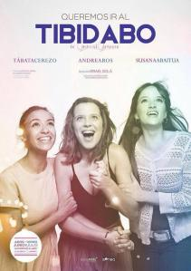 "Cartel de ""Queremos ir al Tibidabo"""