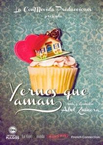 """Cartel de """"Yernos que aman"""""""