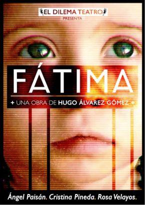 """Cartel de """"Fátima"""""""