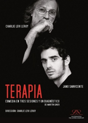 "Cartel de ""Terapia"""