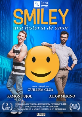 "Cartel de ""Smiley"""