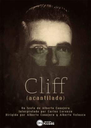 "Cartel de ""Cliff"""