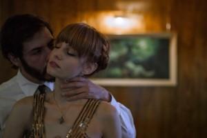 Esther Acebo y Sergio Pozo en 'El ojo de la aguja'.